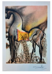 Lot 14 - Salvador Dali - Copy