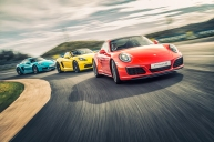 Lot 17 - Porsche driving experience - Copy
