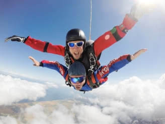 Lot 37 - Tandem Skydiving experience